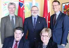 UWinnipeg and CMCC sign articulation agreement