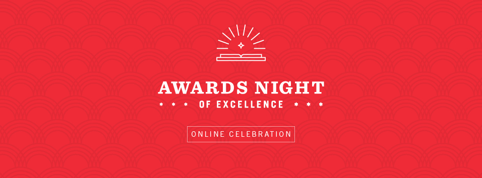 Awards Night of Excellence Banner