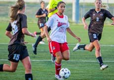Wesmen Women's Soccer Season Kicks Off This Month