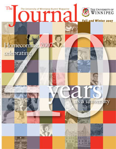 Journal Cover Fall 2007