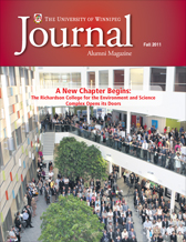 Journal Cover Fall 2011