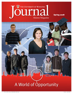 Journal Cover Spring 2008
