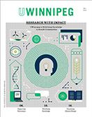 UWinnipeg Magazine - Fall 2016 Cover