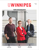 UWinnipeg Magazine 2015