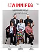 UWinnipeg Magazine - Spring 2018 Cover