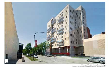 Home   Campus Development , The University of Winnipeg