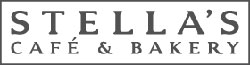 Stellas Bakery logo