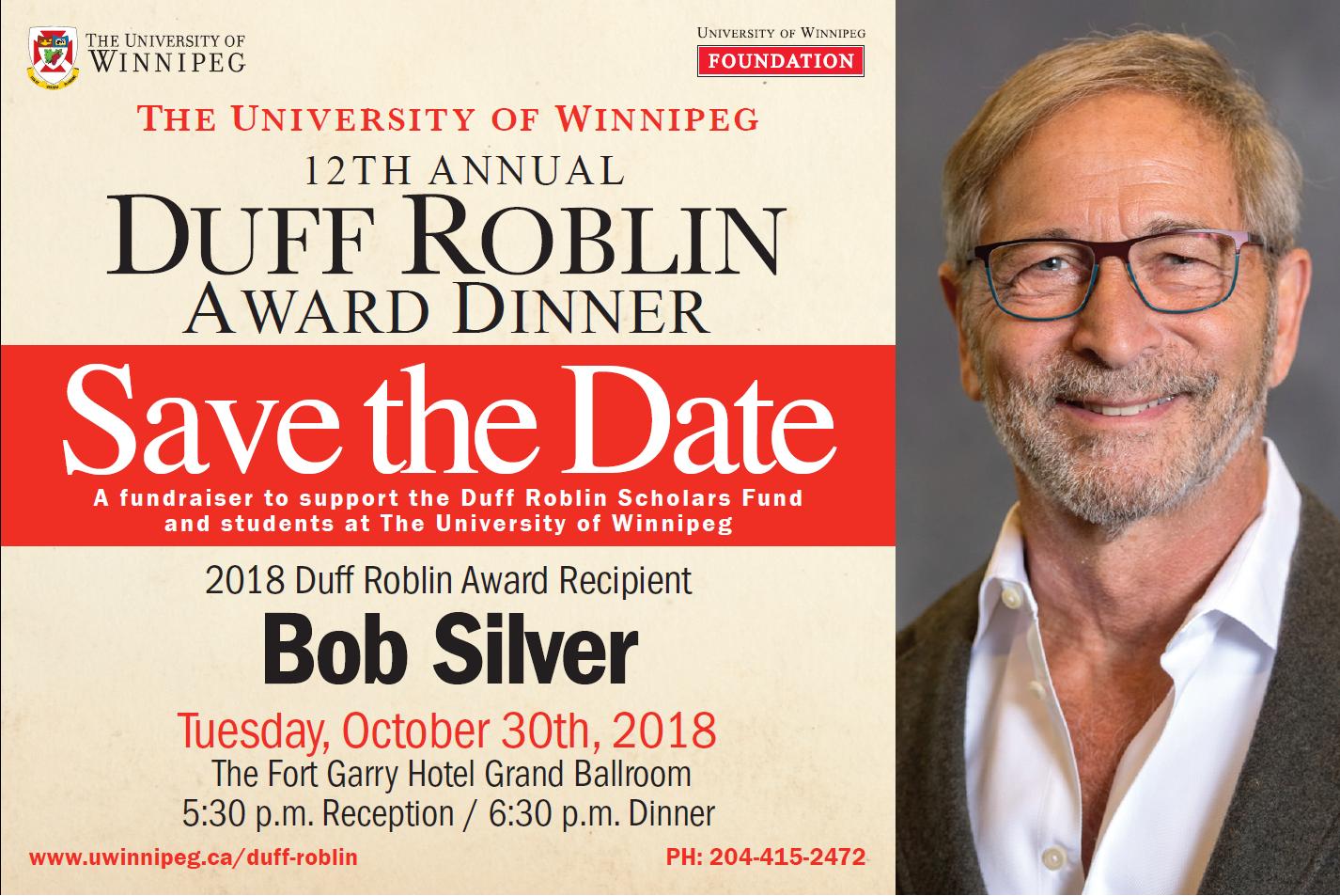 Duff Roblin Award