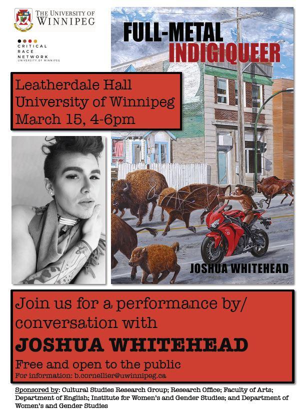 Joshua Whitehead
